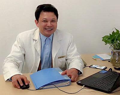 Bác sĩ Đỗ Đức Hiếu